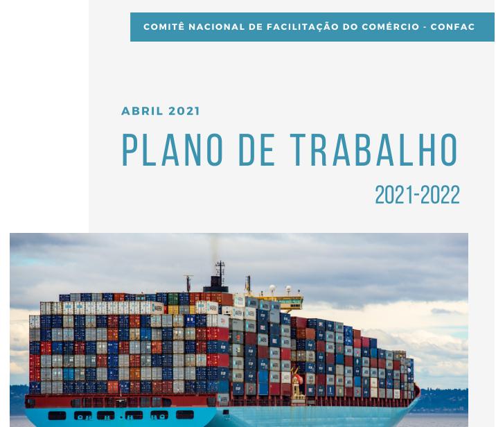 Plano de Trabalho 2021-2022 do Confac